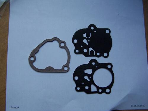 Original Replacement Part Kawasaki Motor Fa 76 D:Carburetor Gasket Set