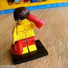 LEGO 71007 Minifigures LIFEGUARD #7 Series 12 SEALED Guy Beach Binoculars Float