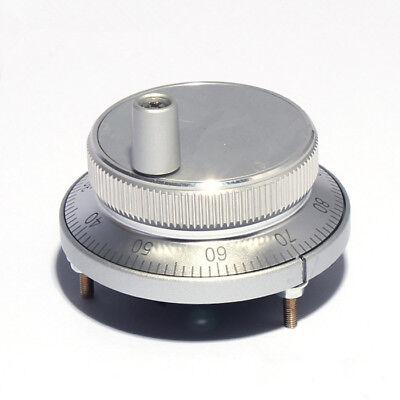 New 6 Terminal CNC 100PPR Eletronic Hand Wheel Encoder Manual Pulse Generator