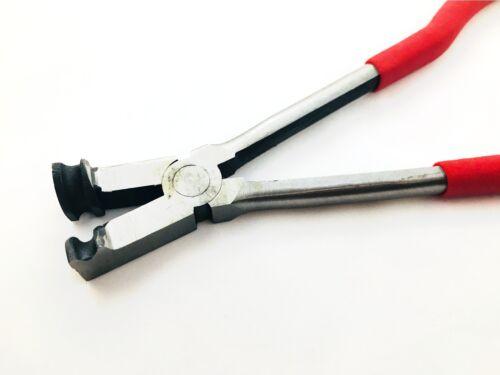Brake /& Fuel Line Forming Tube Bending Pliers Auto Tool