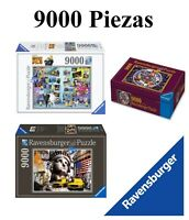 RAVENSBURGER 17803 17805 17808 NEW YORK CITY Zodiac MINIONS 9000 PIEZAS PIECES