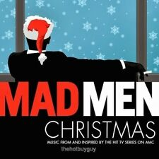 Mad Men Christmas: Music From Hit AMC TV Series by Various Artists CD Oct-2014