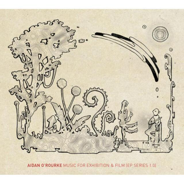O'Rourke Aidan - Musik für Ausstellungs & Film Neue CD