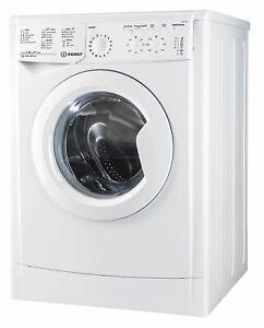 Indesit IWC81252 Free Standing 8KG 1200 Spin Washing Machine - White