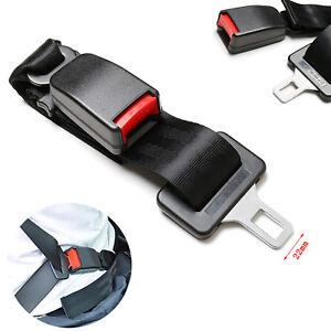 Image Is Loading 25 65cm Adjustable Car Seat Belt Seatbelt Extender