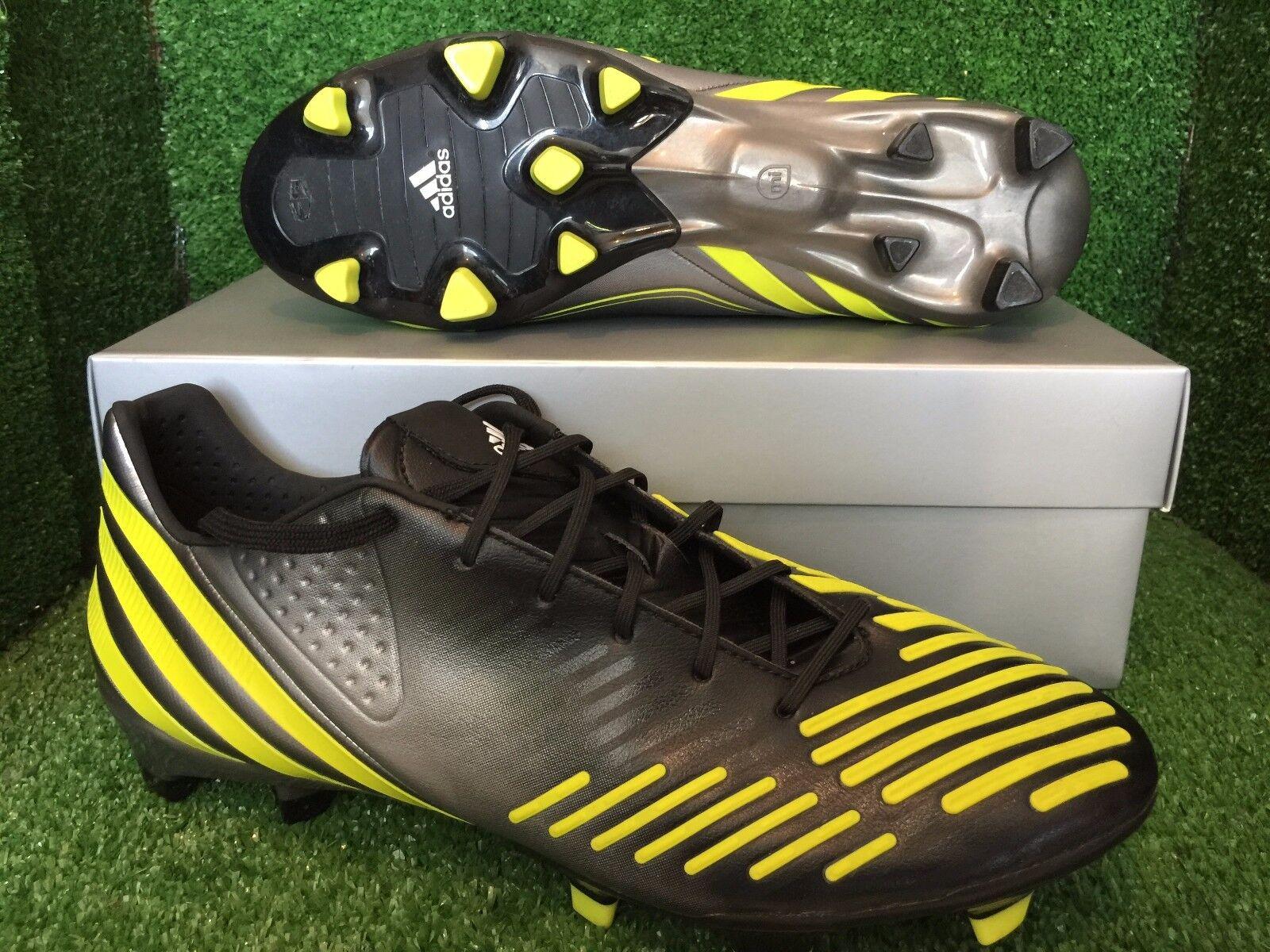 BN Adidas Protator Gelb Lethal Zone Powerswerve Größe 9 8,5 43