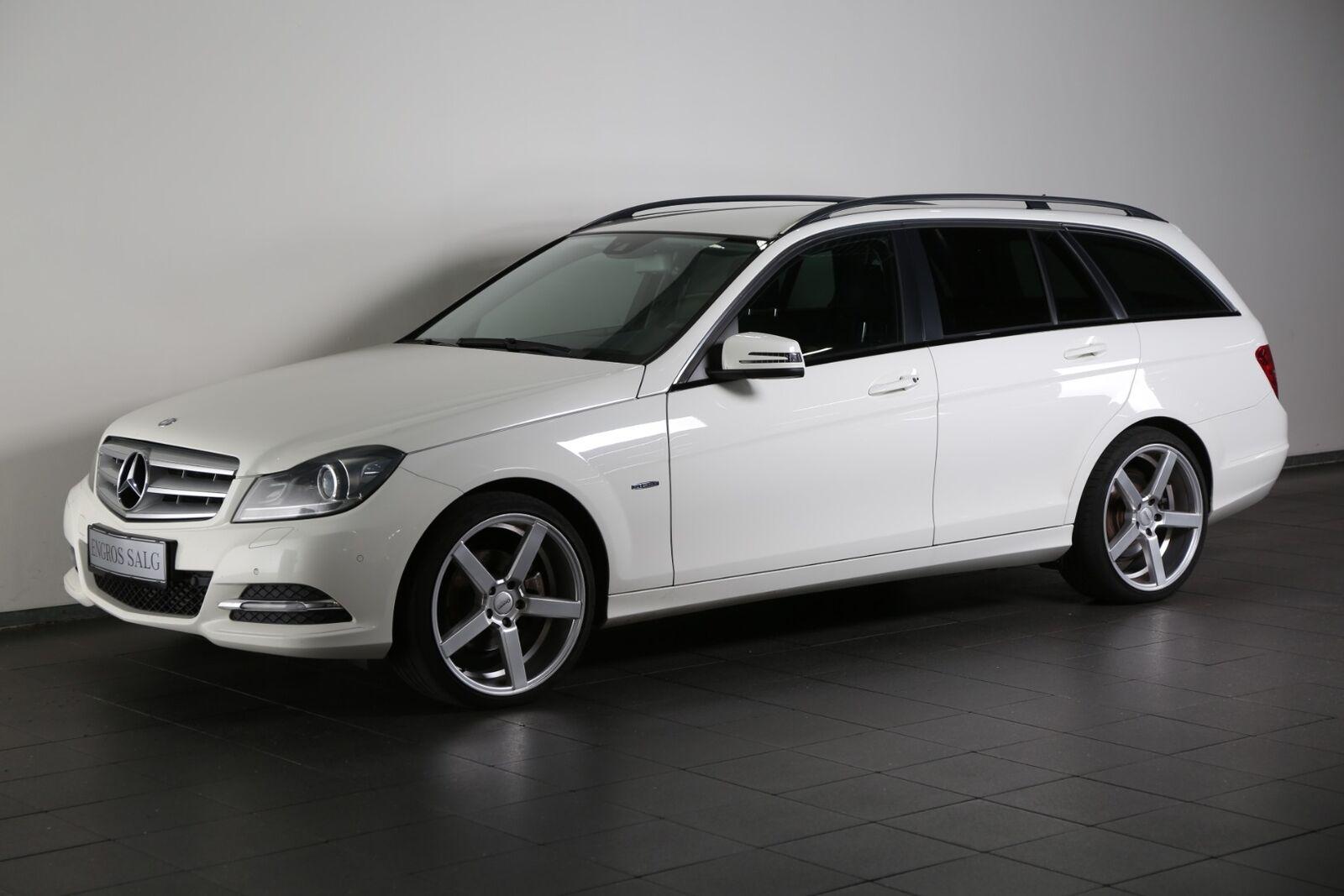 Mercedes-Benz C220 2,2 CDi stc. BE Van