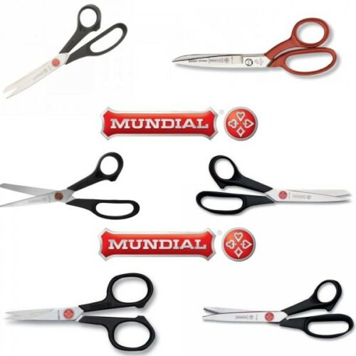 Pinking Shears Sewing Mundial Scissors Selection Embroidery