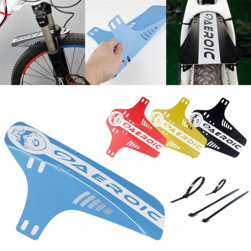 Bike Bicycle Front Rear Mudguard Fenders Road Cycling Mountain MTB Mud Guards