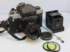 KIEV-6C Camera VEGA-12B 2.8/90 2,8 Lens TTL Prism Waist Case FULL SET EXCELLENT