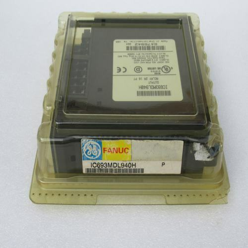New  GE Fanuc  Output  Relay  IC693MDL940H  free shipping