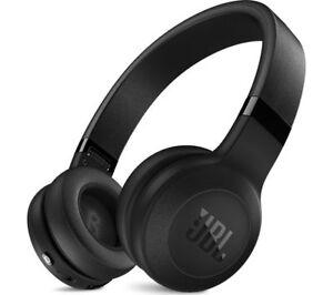 71bce0b0f64 Image is loading JBL-C45BT-Wireless-Bluetooth-Headphones-Black-Currys