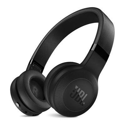 JBL C45BT Wireless Bluetooth Headphones - Black - Currys
