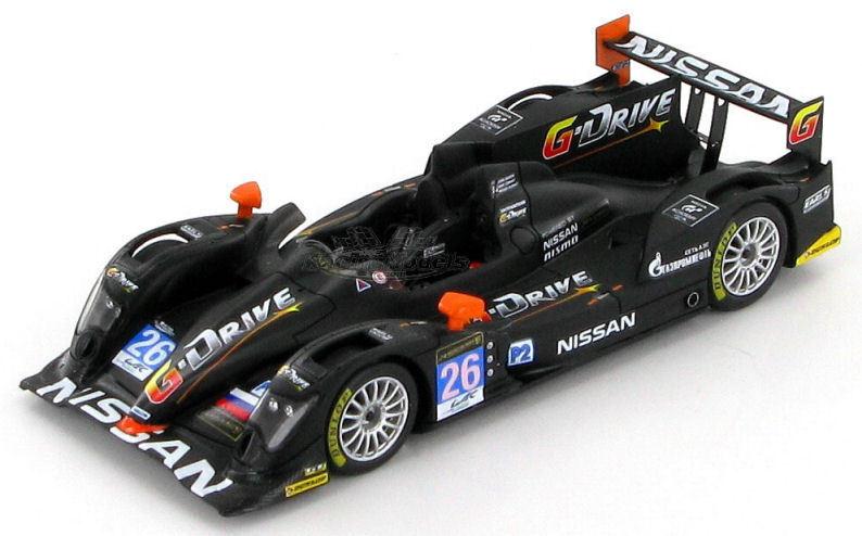 Oreca 03 Nissan Signatech Le Mans 2013 1 43 - S3748