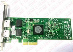 HP NC382T Dual Port High Profile Gigabit Server Adapter 458491-001 458492-B21
