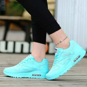 Baskets Air sneakers max running style 90 like neuve new femme pas cher