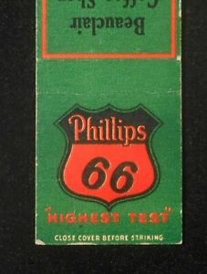 1930s-Phillips-66-Gas-Lee-Tires-Beauclair-Coffee-Shop-Harry-Ross-Okmulgee-OK-MB