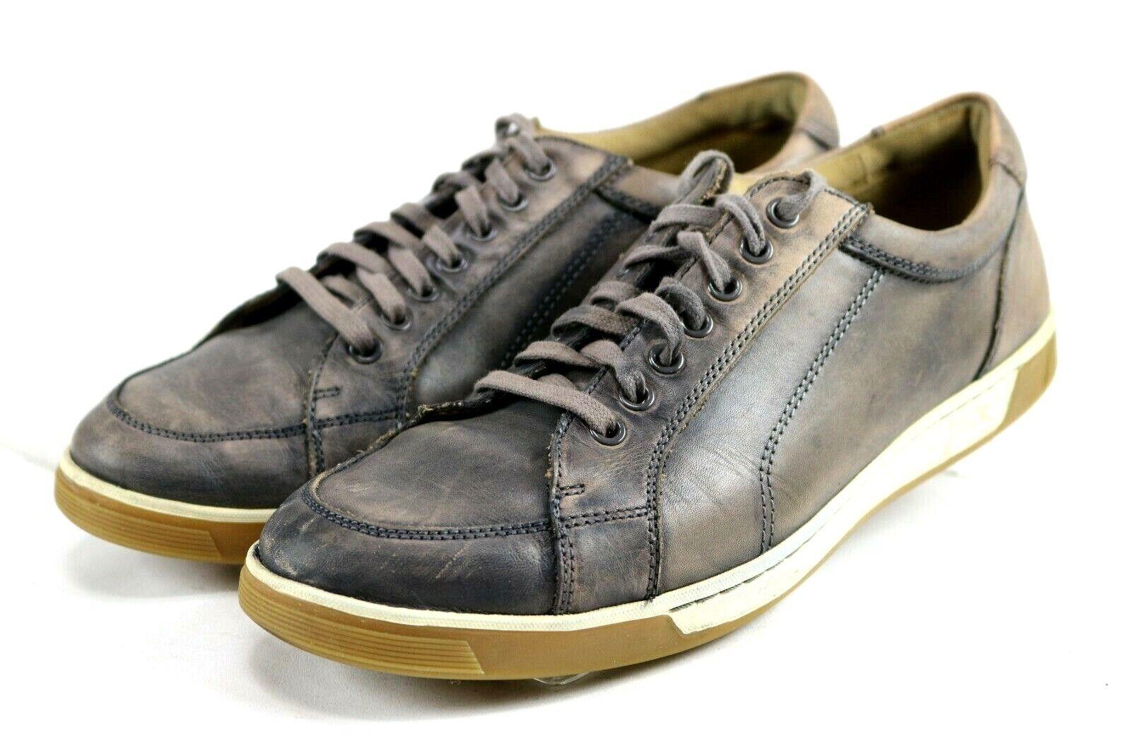 Cole Haan Vartan Sport Sneaker  128 Men's Oxford shoes Size 9.5 Brown Leather