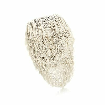 Fuller Brush Dry Mop Replacement Head 100 Cotton Yarn