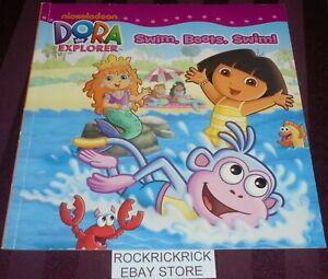 Swim Swim! Dora the Explorer Boots