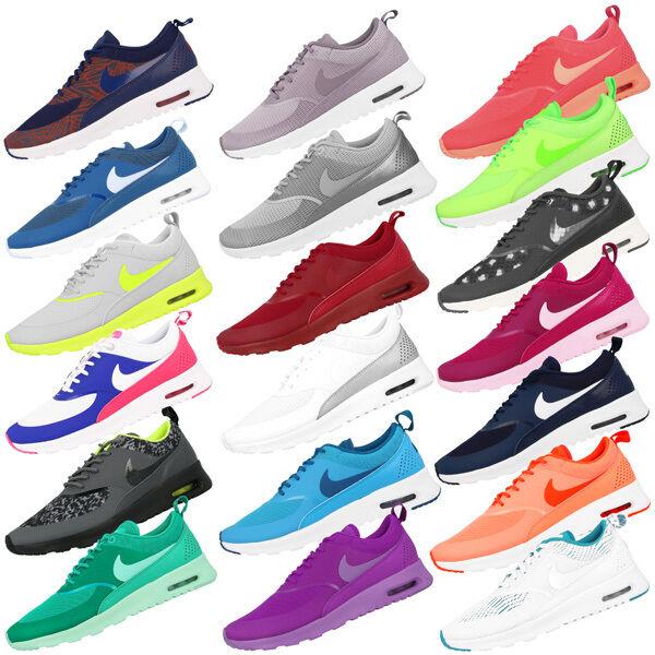 Zapatos promocionales para hombres y mujeres NIKE AIR MAX THEA WOMEN SCHUHE DAMEN SNEAKER JACQUARD PREMIUM 1 90 95 97 LUNAR