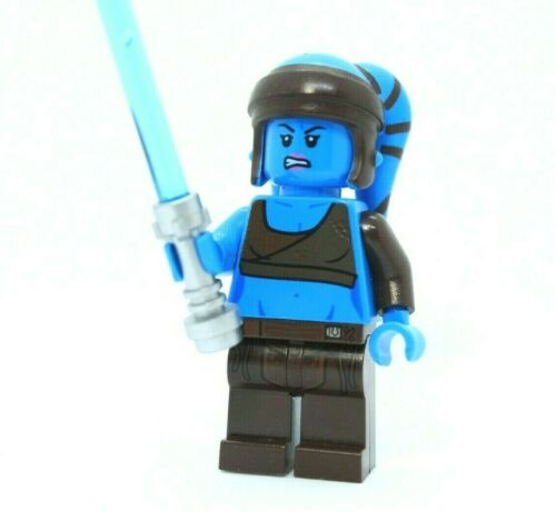 Lego Aayla Secura 75182 Expanded Universe Star Wars Minifigure