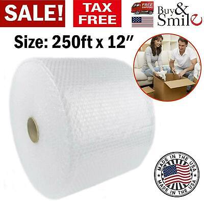 peng 1//2 125 ft x 24 Big Nylon Bubble Cushioning Wrap Perforated Every 12