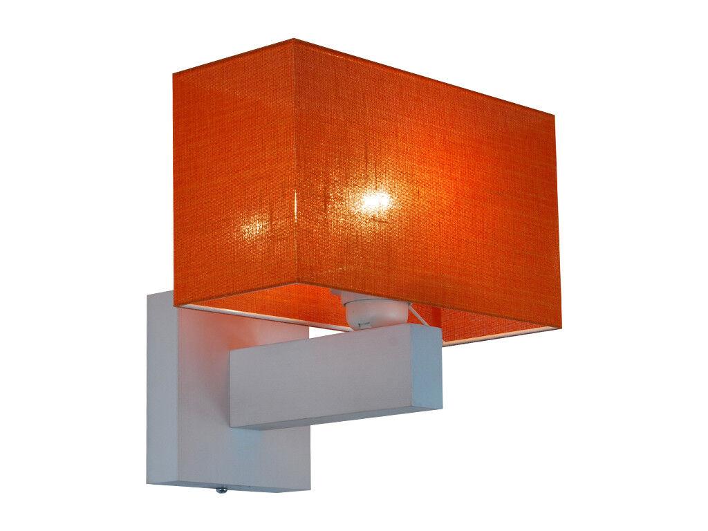Applique da parete lampada jk ord di legno luce pavimento scala