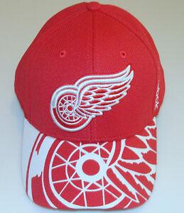 watch f4347 7e70f Image is loading Detroit-Red-Wings-2015-Draft-Hat-Cap-L-
