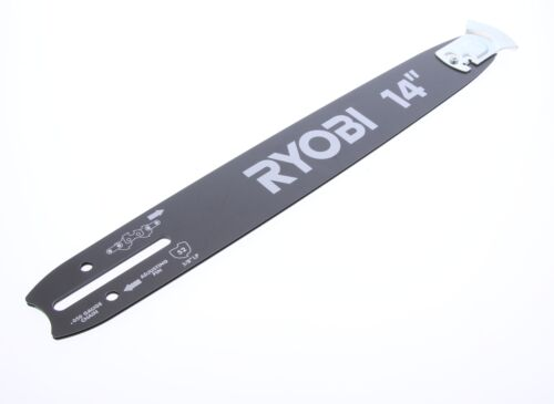 "Genuine OEM Ryobi 311752001 14/"" Bar for RY3714 37cc Chainsaw"