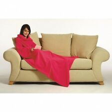 Snug-Rug Lite™ - Adult Red - Blanket with Sleeves!!!!