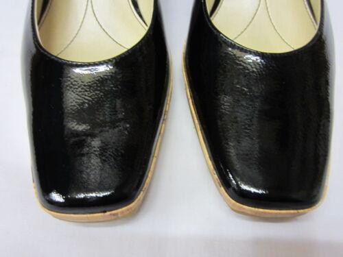 Van donna verniciata nera Dal pelle spillo in con tacco a Scarpe CX7qZ1ww