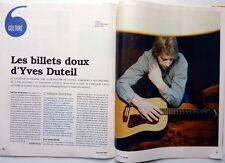 Mag rare 2006: YVES DUTEIL_SYLVIE TESTUD