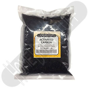 1 lb Activated Charcoal Carbon HomeBrewStuff filtering ...
