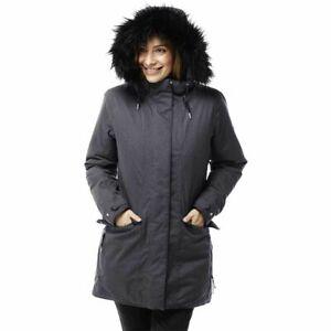 Craghoppers-Womens-Inga-Warm-Insulated-Hooded-Waterproof-Jacket-Grey-RRP-200