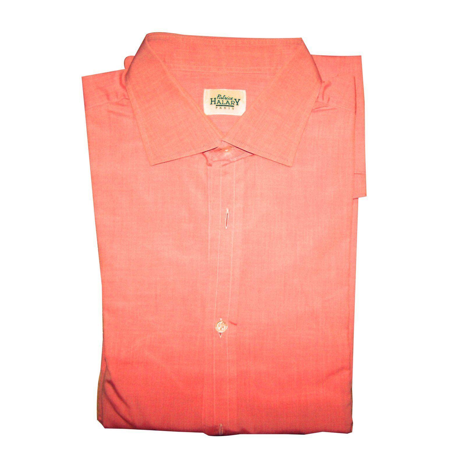 Chemises habillée ou casual HALARY - Größe XXL - Corail