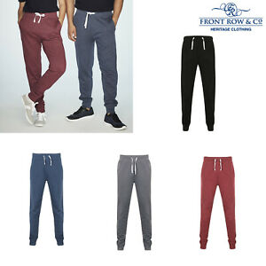 Jogging Sweatpants Joggers Preisnachlass fr630 Front Row French Terry Slim Fit Jogger