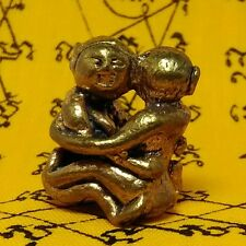 Inn Sex Thai Amulet Buddha Yant Talisman Luck Rich Protect Pendant Success #09