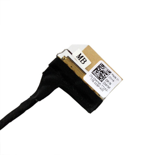 NEW LCD VIDEO DISPLAY CABLE FOR DELL INSPIRON 15 3567 P63F 54YNP 450.09P01.3002