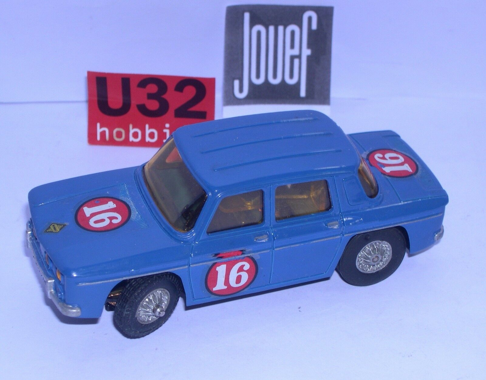 FN JOUEF 3540 SLOT CARRENAULT 8 GORDINI blueE VERY GOOD CONDITION UNBOXED