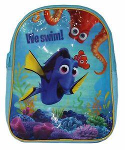 """Finding Dory """"We Swim"""" Children's Backpack"""