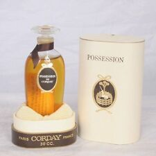 VINTAGE Corday Possession 30ml Parfum Perfume extrait