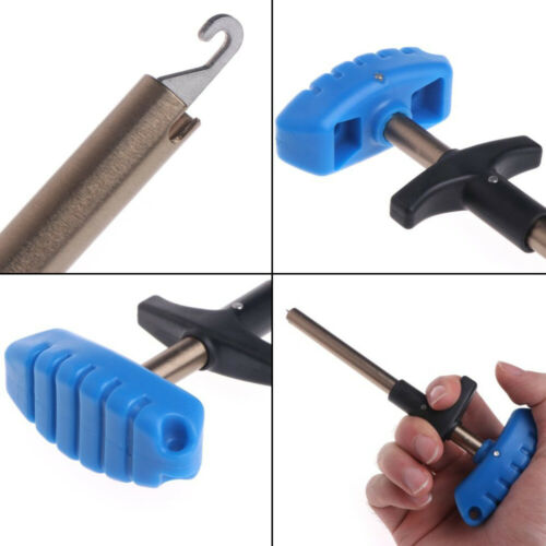 T Shape Hook Out  Safety Puller Hook Remover  Fishing Hook Separator Extractor