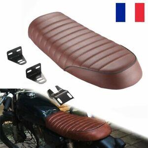 Universel-Cafe-Racer-Saddle-Frame-moto-bosse-siege-selle-Passager-Pour-Honda