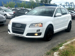 2010 AudiA3 Premium - Safety included - PANO ROOF - 6 speed