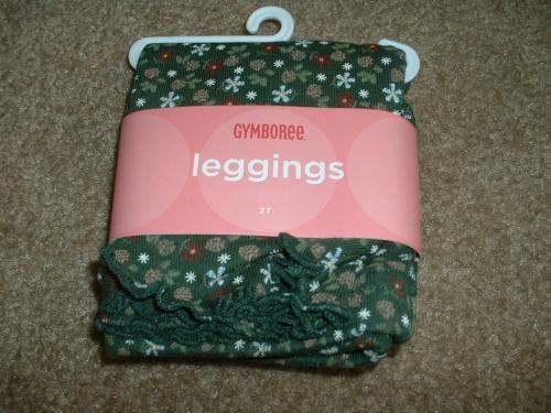 Gymboree Leggings pants 0 3 6 9 12 18 24 2T 3T NWT New York Girl Classroom kitty