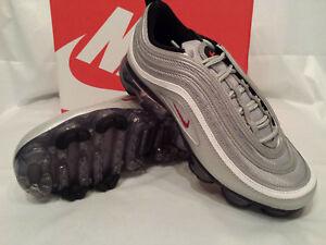 Details zu Nike Air Vapormax 97 Silver Bullet DS Deadstock Gr. 42 US 8,5 UK_7,5