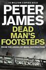 Dead Man's Footsteps by Peter James (Paperback, 2014)