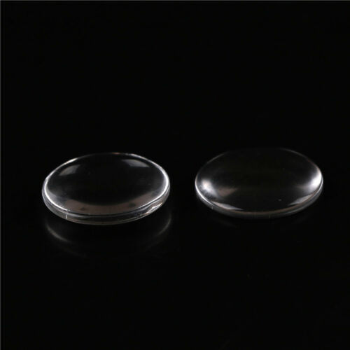 10Pairs Clear Glass Eye Chips For Blyth Doll Eye Accessories Parts Modified SL