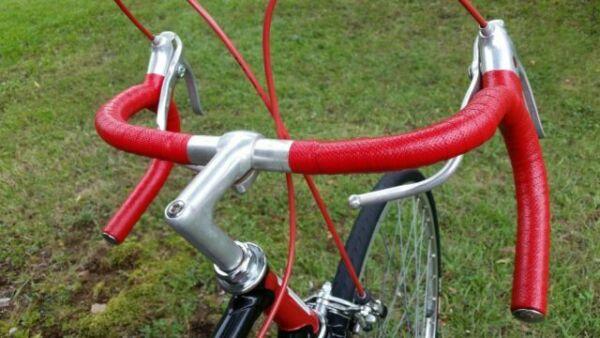 Schwinn Bi-Centennial Red Bicycle Handlebar Tape Wrap Vintage 70/'s NOS
